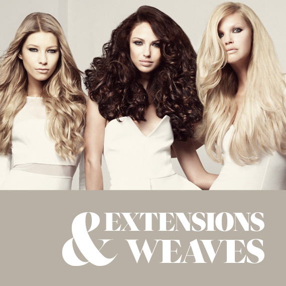 Extensions and Weaves