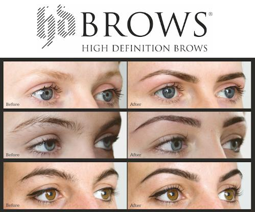 hd brows salons sheffield