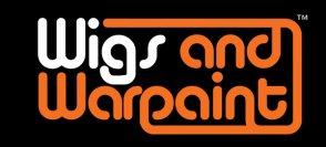 Wigs & Warpaint Logo