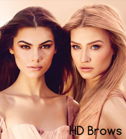 HD Brows and Makeup