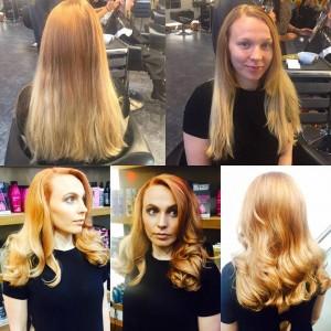 hair salon in Sheffield