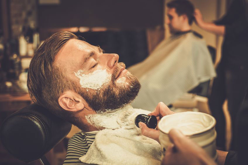 mens wet shaves salons Sheffield city centre