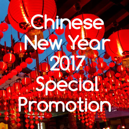 Chinese New Year Special Promotions