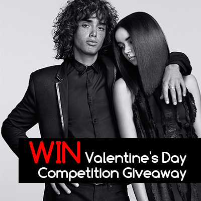 WIN Valentine's Day Competition Giveaway!