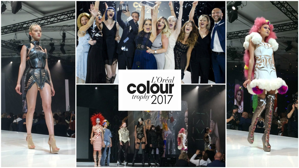 We Are L'Oreal Hair Colour Trophy Finalists!