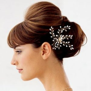 Wedding Day Hair Styling For Bridesmaids