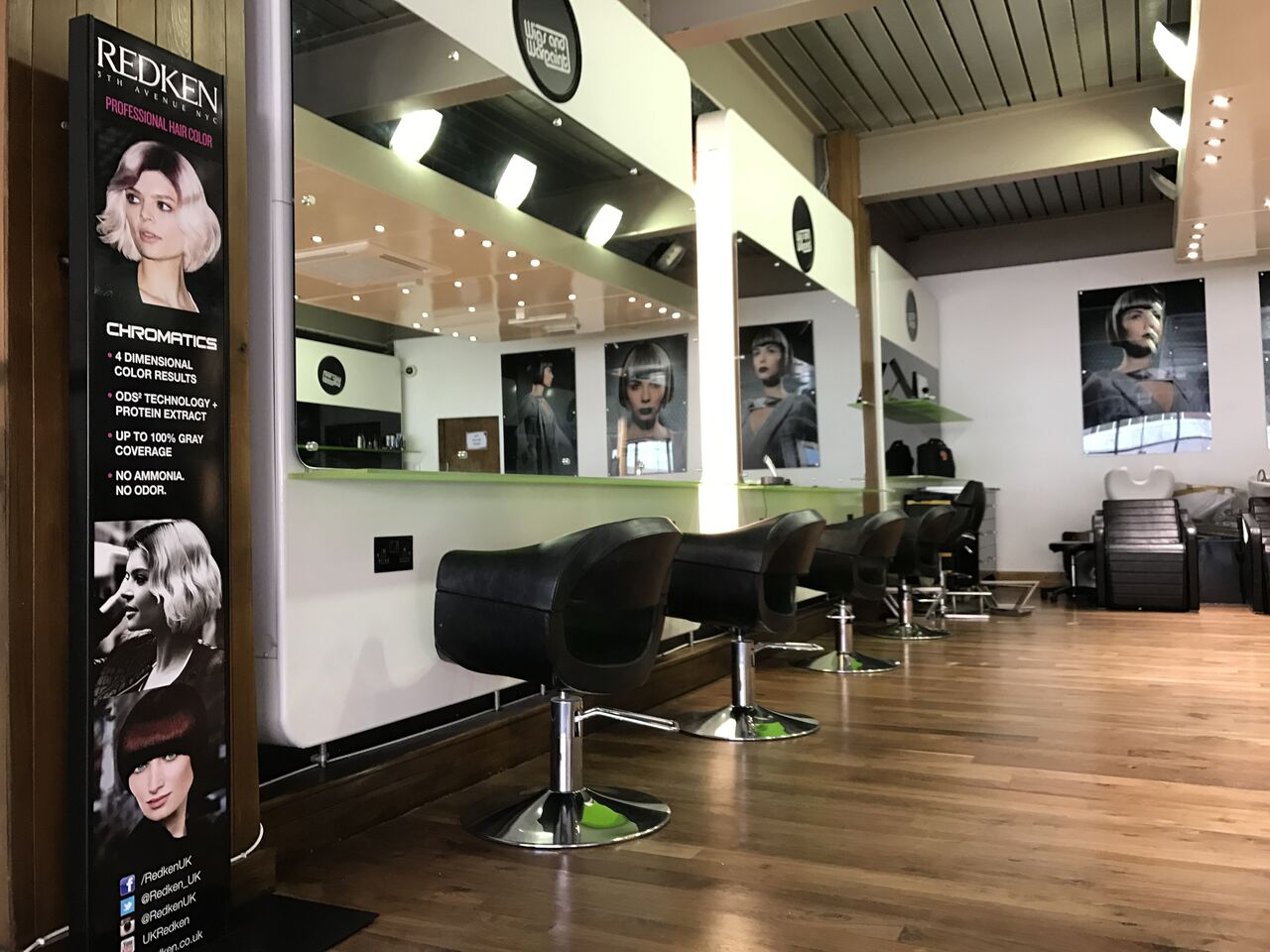 hair color, hair salon Sheffield