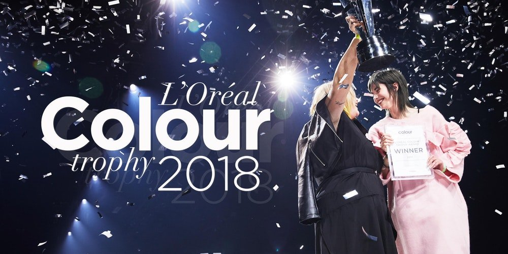 Claire Flack Scoops LOreal Colour Trophy Awards Finalist Nomination
