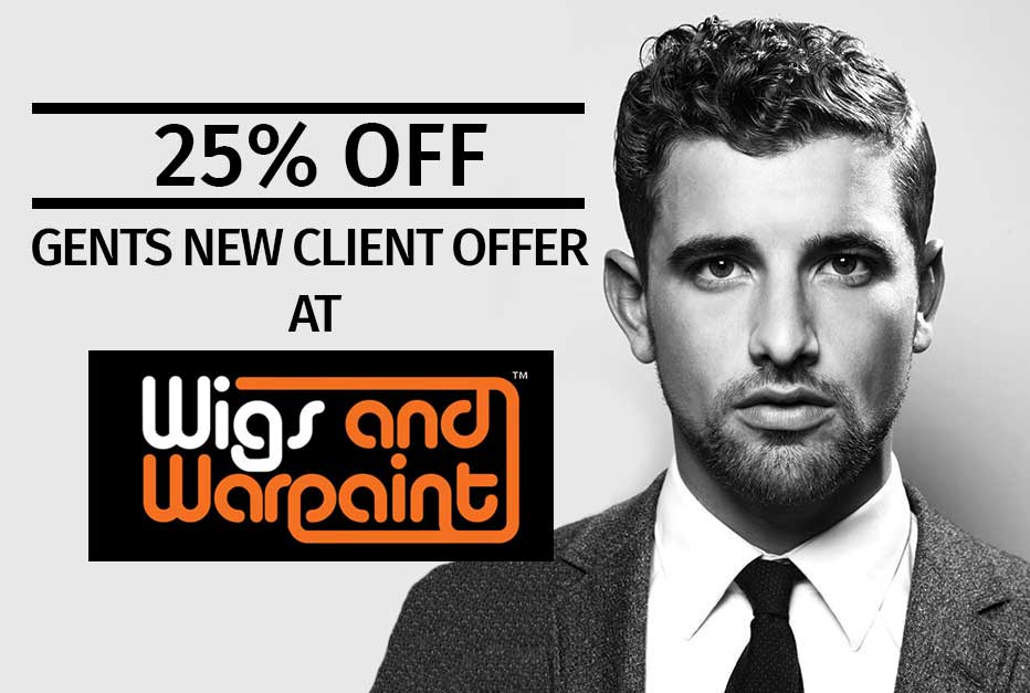 Share The Love! GentsGet 25% OFF Their First Visit!