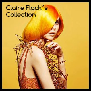 Claire Flack's Collection for The British Hairdressing Awards 2018