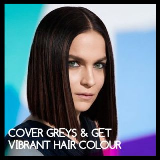 Cover Greys & Get Vibrant Hair Colour With Redken Colour Gel Laquers