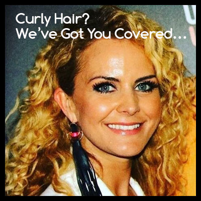 Curly Hair? We've Got You Covered…