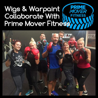 Wigs & Warpaint Collaborate With Prime Mover Fitness