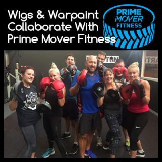 Wigs &Warpaint Collaborate With Prime Mover Fitness