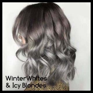 Winter Whites & Icy Blondes