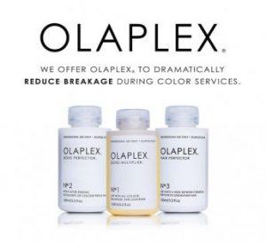 olaplex, wigs & warpaint, sheffield