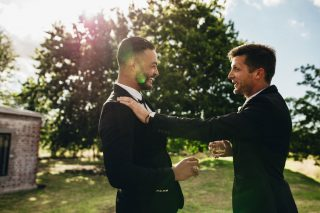 Wedding Hairstyle Ideas for Men