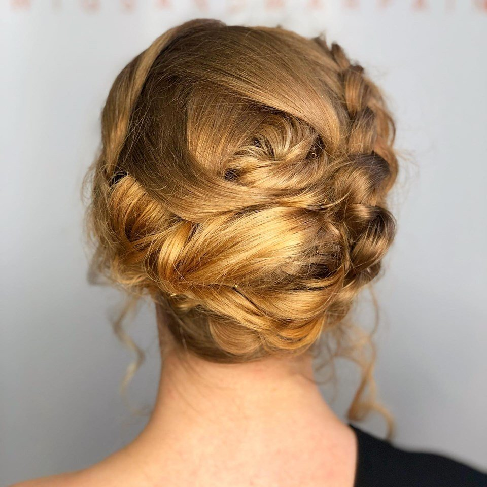 Prom Hair & Make-Up Inspiration