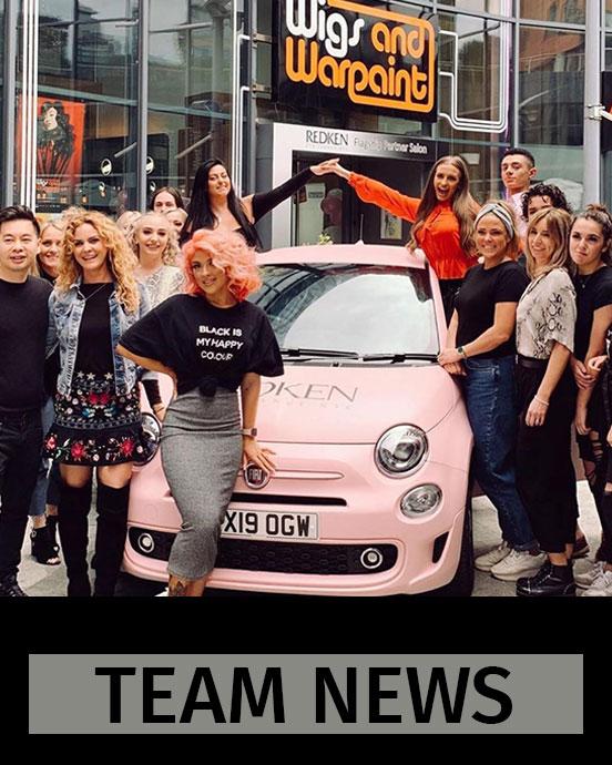 salon news at Wigs & Warpaint Sheffield