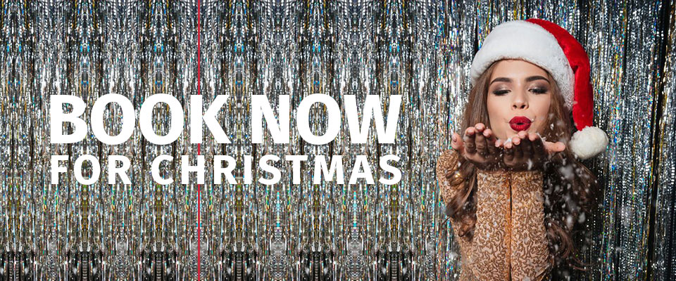 book now for christmas banner 2