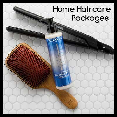 Home Haircare Packages featured image