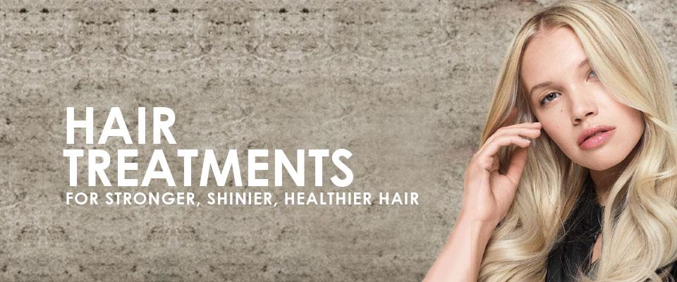 hair treatments For Stronger Shinier Healthier Hair