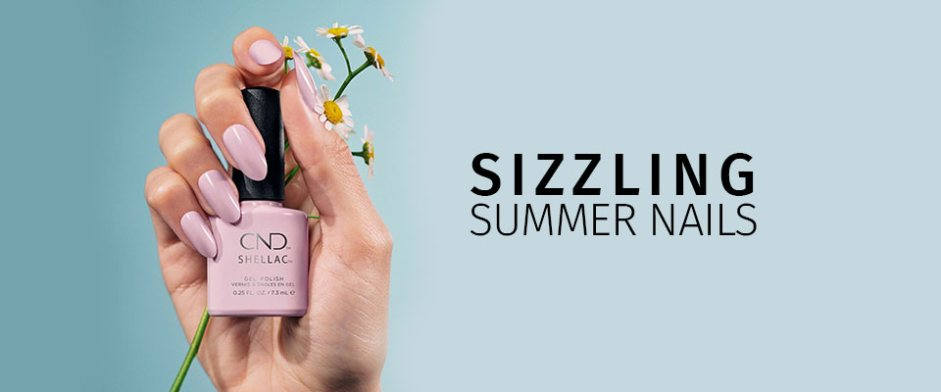 sizzling Summer Nails