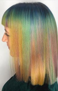 BALAYAGE & CRAZILY CREATIVE COLOUR TRAINING WITH MICHELLE MARSHALL at Wigs & Warpaint Salon in Sheffield