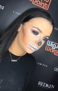 Halloween 2018: Hair-Raising Hairstyles & Magical Make-Up at Wigs & Warpaint Salon in Sheffield