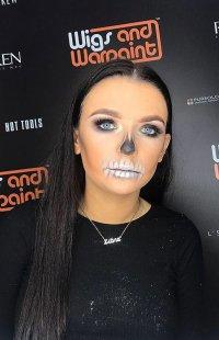 Halloween 2018: Hair-Raising Hairstyles & Magical Make-Up at Wigs & Warpaint Salon in Sheffield