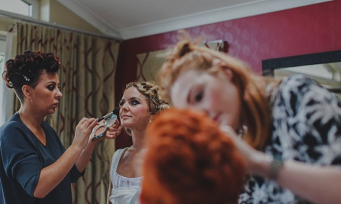 Wedding Images Wigs & Warpaint Sheffield