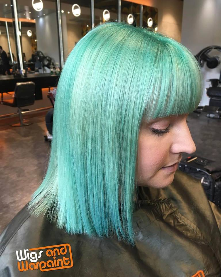 Best Hair Colour Salon In Sheffield Wigs Warpaint
