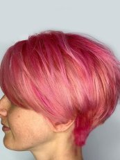 short-hairstyles-Hair Cutting and Styling at Wigs & Warpaint Salon in Sheffield