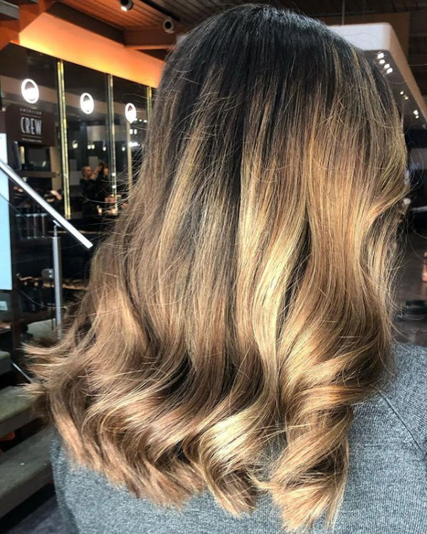 balayage -Wigs & Warpaint - The Number One Hair Colour Expert Salon in Sheffield!